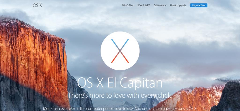 OS X EI